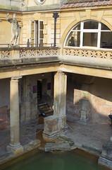 Termas romanas en Bath. IMGP6121 (Rafael Jimnez) Tags: bath bathengland bathinglaterra termas imperioromano