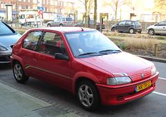 1996 Peugeot 106 Rallye 1.3 (rvandermaar) Tags: 1996 106 13 peugeot rallye peugeot106 peugeot106rallye 106rallye sidecode5 nrtb12
