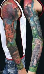 Tattoo Artist - Jame (TattooForAWeek) Tags: tattoo paradise artist outdoor furniture tattoos temporary wicker jame tattooforaweekcom