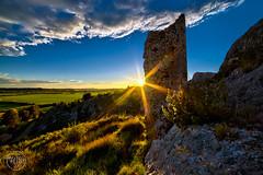 Provence (Fujjii photographie) Tags: sunset sun colors beautiful landscape marseille amazing provence paysage arles avignon fontvieille southoffrance camargue alphonsedaudet paradou castillon flamantrose bauxdeprovence suddelafrance fujjii bistrophoto fujjiiphotographie