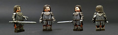 """Sandor """"The Hound"""" Clegane (billbobful) Tags: game ice fire lego song got ti thrones"""