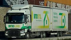 BMD Stil Renault Range T (BonsaiTruck) Tags: truck renault lorry camion trucks range bmd lastwagen lorries lkw stil lastzug