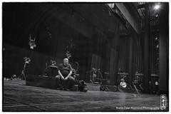 master of sound (alamond) Tags: portrait blackandwhite bw music monochrome canon concert stage master sound 7d l usm ef f4 1740 mkii markii soundman brane mariza llens alamond cankarjevdom zalar