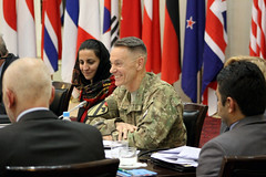 LEADING THE TRANSITION (U.S. Army Acquisition Support Center) Tags: italy canada afghanistan denmark us unitedstates unitedkingdom jr transparency warsaw af rs kabul nato oversight conditionality ocb accountability ministryoffinance ministryofinterior affordability ministryofdefense afghannationalarmy afghannationalpolice combinedsecuritytransitioncommandafghanistan cstca andsf ashrafghani resolutesupport afghannationaldefenseandsecurityforces oversightandcoordinationbody majgengordonskipdavis ambdeborahlyons mohammadmasoomstanekzai noorulhaquloomi