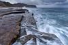 Border (FPL_2015) Tags: ocean seascape water landscape flow rocks sydney australia nsw northernbeaches leefilter turimetta canon6d gnd09 leecpl canon1635f4lis