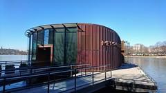 Meripaviljonki, 12.4.2016. #meripaviljonki #hakaniemi #helsinki #visithelsinki #reflection #heijastus #meri #sea #sonyxperiaz5 (Sampsa Kettunen) Tags: sea reflection helsinki meri hakaniemi heijastus visithelsinki meripaviljonki sonyxperiaz5