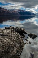 Loch Lomond (RonanToomey) Tags: lake reflection water rock scotland unitedkingdom gb lochlomond