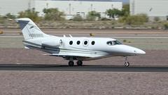 Raytheon 390 Premier N969RE (ChrisK48) Tags: 2002 airplane aircraft beechcraft premier beech dvt phoenixaz kdvt raytheon390 phoenixdeervalleyairport n969re