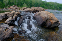 Rappahannock River (scott_clark) Tags: nature water river landscape flow outdoors rocks rapids freshwater rappahannockriver riverscape fujifilmxe1 fujifilm1650mm