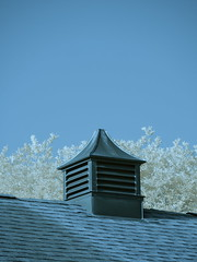 cupola (mostlypentax) Tags: ir cupola lightroom vivenza2