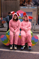 Easter (nyperson) Tags: costumes newyork fifthavenue easterparade 2016