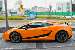 Amazing color - Gallardo Superleggera (SpottingMex) Tags: cars mxico nikon mexicocity lamborghini ciudaddemxico lamborghinigallardo nikon1 lamborghinigallardosuperleggera nikon1j1 lamborghinienmxico lamborghinimxico lamborghiniarancio