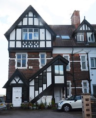3, Stow Park Crescent, Newport, South Wales (Charles Dawson) Tags: newport