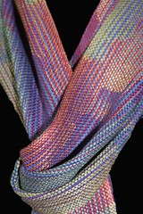 turned taquete5 (Zip Eye) Tags: scarf handwoven turnedtaquete