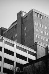 Empilement / Stacking (Sbastien Bez) Tags: light brussels white black building architecture modern contrast noir fuji belgium belgique bruxelles moderne lumiere contraste fujifilm stacking blanc couches batiment immeubles xe1 empilement