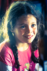 Beauty school (STH photography) Tags: school light summer portrait color cute girl beautiful beauty digital canon eos rebel child little lumire mimi beaut jolie t enfant fille sourire couleur petite cole xsi kleine 70300 enfance madchen ef70300