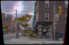 Toronto's Little Italy 3-D ::: HDR/Raw Anaglyph Stereoscopy (Stereotron) Tags: urban toronto ontario canada window america radio canon eos stereoscopic stereophoto stereophotography 3d downtown raw control north citylife streetphotography kitlens twin anaglyph stereo stereoview to remote spatial 1855mm littleitaly hdr province northyork redgreen tdot 3dglasses hdri transmitter stereoscopy synch anaglyphic optimized in threedimensional hogtown stereo3d thequeencity cr2 stereophotograph anabuilder thebigsmoke synchron redcyan 3rddimension 3dimage tonemapping 3dphoto 550d torontonian fancyframe stereophotomaker stereowindow 3dstereo 3dpicture 3dframe anaglyph3d yongnuo floatingwindow stereotron spatialframe