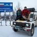 Entrando na República de Sakha