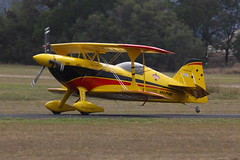Pitts Special VH-PVB 5 (joolsgriff) Tags: wolf airshow pro biplane aerobatic pitts 2016 pittsspecial tyabb paulbennet ytya peninsulaaeroclub vhpvb