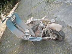 Bitri 200 1957 (alfamontreal1) Tags: vespa scooter roller piaggio sachs bitri