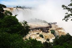 Majestic Iguazu falls (Gregor  Samsa) Tags: fall argentina brasil waterfall falls waterfalls iguazu iguassu iguaz iguau iguazufalls iguaufalls iguassufalls iguazfalls