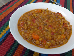 2016-05-01 - Veganom French Lentil Soup - 0002 [flickr] (smiteme) Tags: food soup vegan vegetarian veganism lentils herbivore vegetarianism meatless isachandramoskowitz meatfree veganomicon terryhoperomero whatveganseat