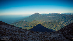 IN THE EDGE (denisfm89) Tags: shadow naturaleza nature volcano san view hiking earth top guatemala sony wilderness marcos volcan tajumulco tacana a3500 elmaizgt