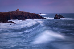 Ocean Painting (Aurlien BERNARD) Tags: sea mer seascape france colors rock canon landscape coast soft long exposure waves hard bretagne cte exposition filter lee nd 5d vague morbihan f28 rocher douceur filtre sauvage mkiii mk3 quiberon mark3 longue markiii 1635mm gnd 5dmarkiii
