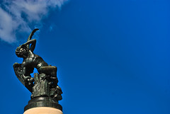 Madrid (Parque del Retiro) (enrique.campo) Tags: madrid espaa parquedelretiro angelcaido
