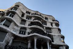 Casa Mil (marcFORO) Tags: barcelona gaud modernismo icono modernisme