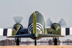 Dakota (Lee532) Tags: plane memorial force britain aircraft aviation military air transport flight royal battle aeroplane historical dc3 dakota warbird raf c47