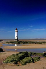Perch Rock Lighthouse (The Renaissance) Tags: sea lighthouse mersey perchrock