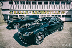 2016 C63 AMG & GL63 (Tom McAdam) Tags: sport festival mercedes benz kentucky ky twin turbo belle louisville mb derby v8 amg c63 gl63 bestornothing