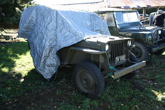 DK 5092 (ambodavenz) Tags: new jeep military south canterbury zealand vehicle willys rangitata