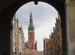 Main Town Hall (Wild Chroma) Tags: tower poland townhall gdansk gdask