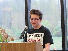 IMG_3758 (mosaic36) Tags: red college early slam poetry write wolves 2016 ecpa