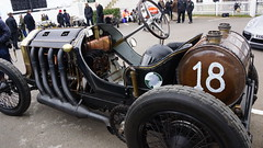 Lorraine De Dietrich 130HP 1909, Selwyn Francis Edge Trophy, 74th Members' Meeting (14) (f1jherbert) Tags: sony meeting motor alpha circuit goodwood 65 members 74th a65