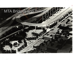 Rendering (mtabt_specialarchive) Tags: bridge playground brooklyn verrazano verrazanonarrows tbta bridgesandtunnels renderingrudolph