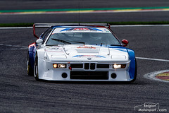 BMW E26 M1 procar (belgian.motorsport) Tags: m1 bmw hours six spa procar 6h 2015 e26