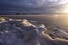 Joensuu - Finland (Sami Niemeläinen (instagram: santtujns)) Tags: winter lake snow ice nature suomi finland landscape sony north january lumi talvi maisema tammikuu joensuu luonto järvi jää karjala pyhäselkä kuhasalo carelia pohjois a6000