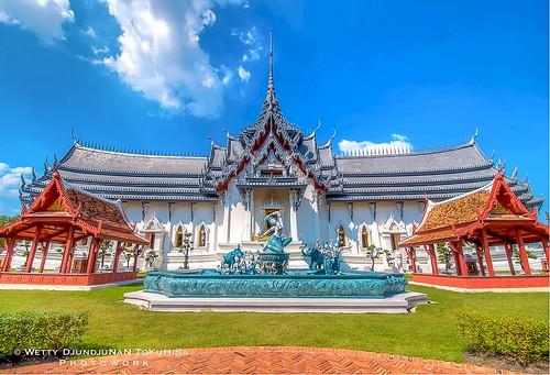 The Ancient City Bang Pu, Thailand