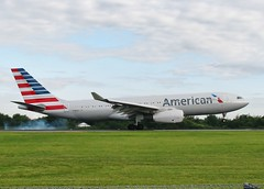 N286AY (AnDrEwMHoLdEn) Tags: manchester airport americanairlines a330 manchesterairport egcc 05r