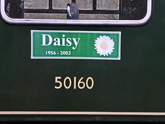 Daisy d (Jecurb) Tags: grosmont nymr northyorksmoors eskvalley