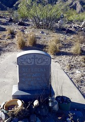 Seferina Abila (moos) Tags: newmexico cemetery grave graveyard memorial headstone headstones graves gravestone gravestones gravemarkers gravemarker abila sierracountynewmexico cuchillocemetery