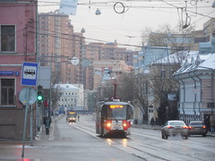 Moscow tram LM-2008 4903 (trolleway) Tags: russia moscow tram rus