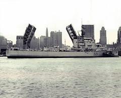 HMCS Lanark (DRGorham) Tags: frigate hmcs rcn royalcanadiannavy
