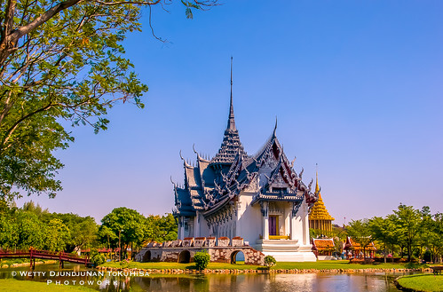 The Holy Place, Ancient City Thailand