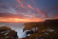 The Last Exposure (Paul Hollins) Tags: seascape sunrise australia newsouthwales aus freemans catherinehillbay frazerpark paulhollins nikond610