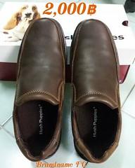 รองเท้าหนังแท้  Hush Puppies สีน้ำตาลยังไม่เคยใส่แค่ลองเฉยๆ สภาพใหม่มาก Size 8 (เบอร์ 42) พร้อมกล่อง ส่งฟรี EMS ราคาซื้อ 3,xxx.- บาท ✔ส่งต่อ  2,000.- บาท✔  สนใจดูรูปเพิ่มเติม Line ID : mtpinkrose 👜👜👜👜👜 สินค้าฝากขายน