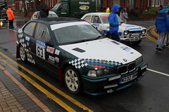 BMW 328i (DaveWilcock) Tags: west rally north stages bmw fleetwood 328i northweststagesrally2016